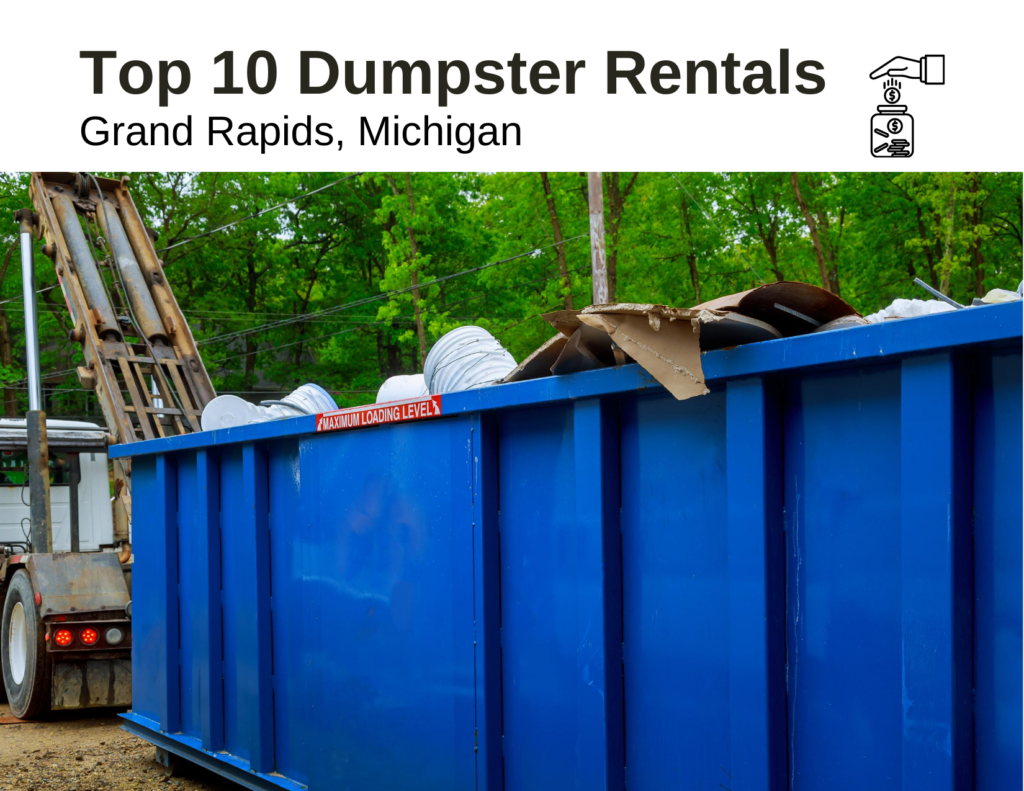 Top 10 Dumpster Rentals Grand Rapids